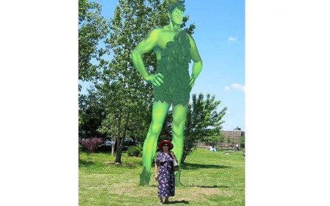 Ho Ho Ho Green Giant