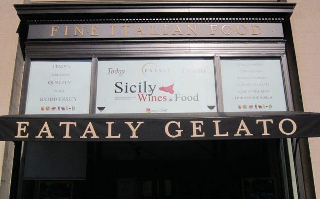 Restaurant Signs - Eataly Flatiron