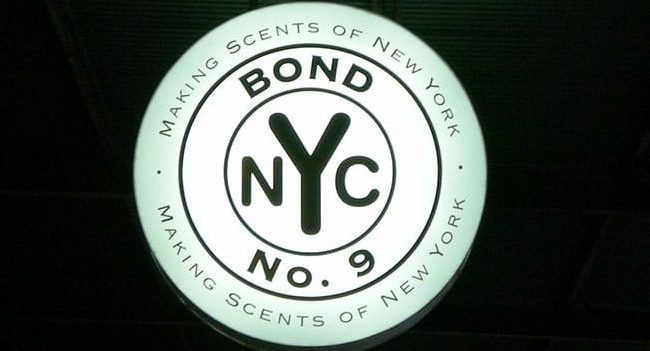 Bond Retail Sign