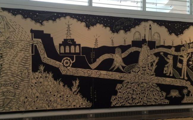 Duke Riley Art - Queens Museum