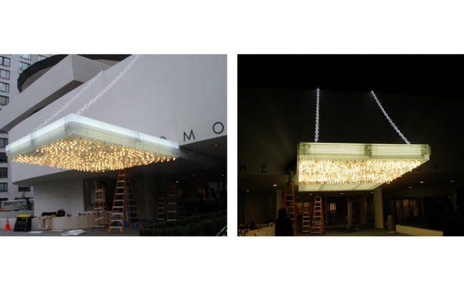 Guggenheim Museum Custom Art