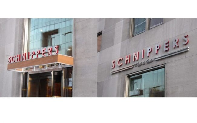 Hospitality Signs - Schnippers