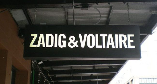 Zadig & Voltaire Meat Packing District